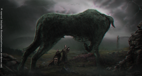 the_hound_of_the_baskerville_by_sebastien_ecosse-d57h4gz