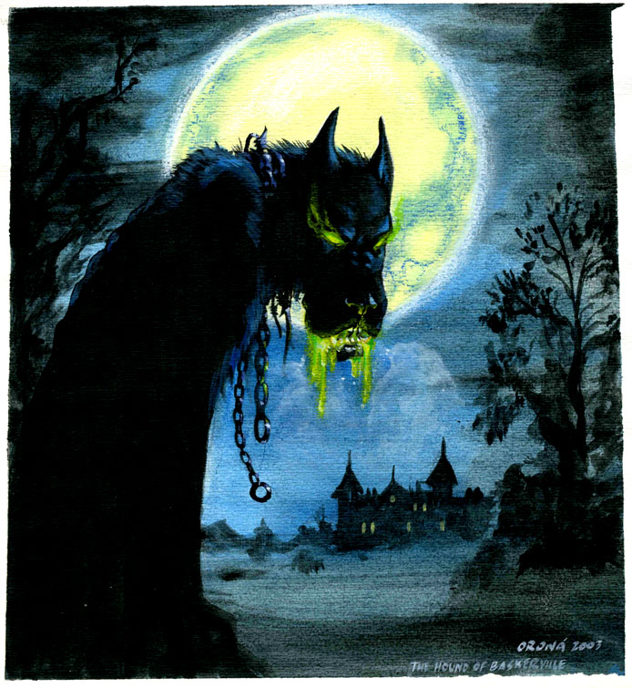 The_Hound_of_Baskerville_by_martinorona